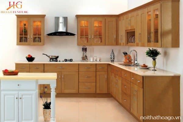 Mẫu tủ gỗ Xoan đào thiết kế tối giản,  mộc mạc