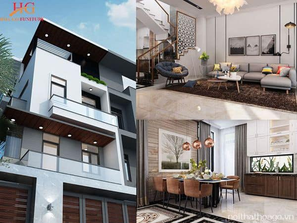 Cập nhật ngay các xu hướng thiết kế nội thất nhà phố mới nhất 2019