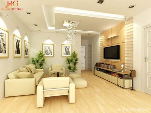 Bố trí nội thất cao cấp đúng cách cho không gian thêm rộng rãi, hiện đại đầy ấm cúng