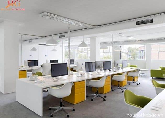 Những điều cần lưu ý khi thiết kế nội thất văn phòng