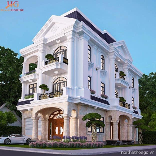 Mỗi phong cách thiết kế biệt thự đều có những nét đặc sắc riêng