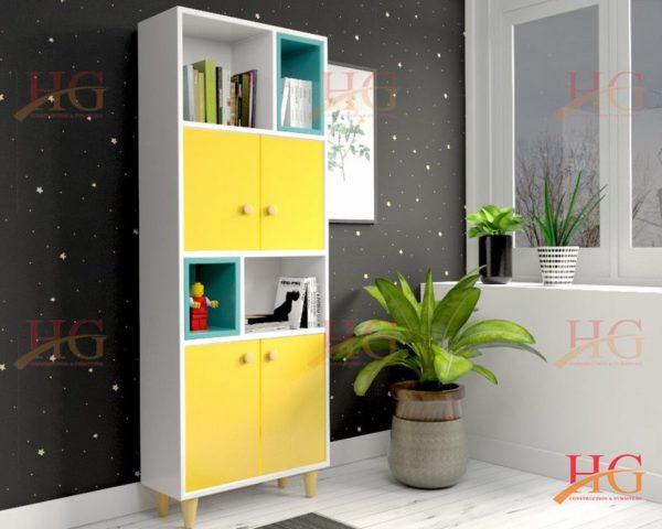 f11 600x480 - Tủ sách, tủ trang trí