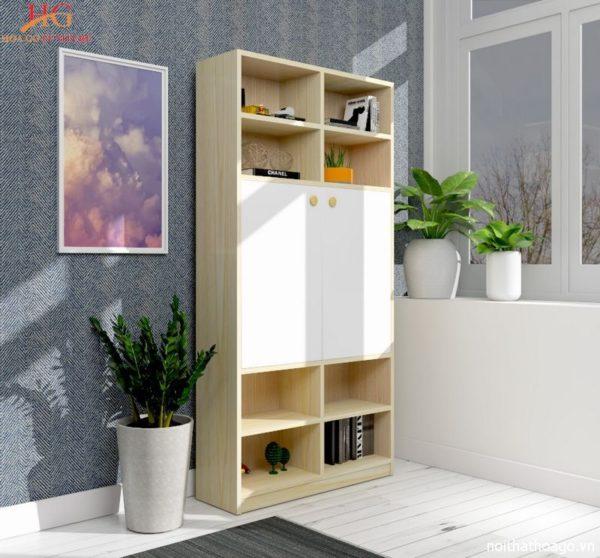 img tu trang tri TTT20HG 211 600x558 - Tủ sách, tủ trang trí