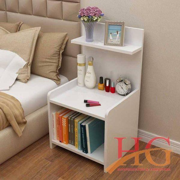 ke sach KS20 12 011 600x600 - Kệ sách mini đầu giường