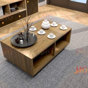 Sản phẩm bàn sofa gỗ phòng khách phong cách hiện đại