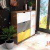 img ke giay dep KG HG 28 100x100 - Tủ giầy 3 tầng 2 ngăn