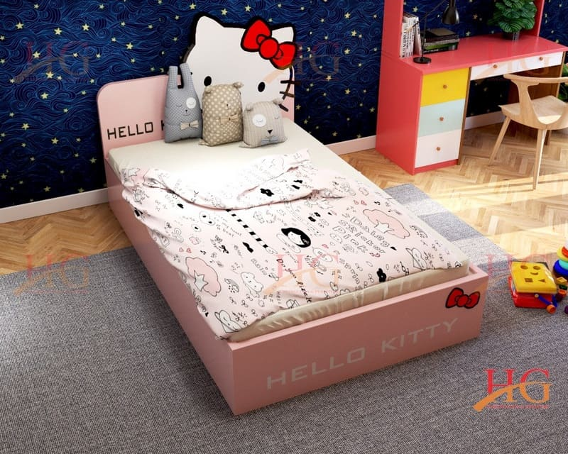 10b1 - Giường trẻ em