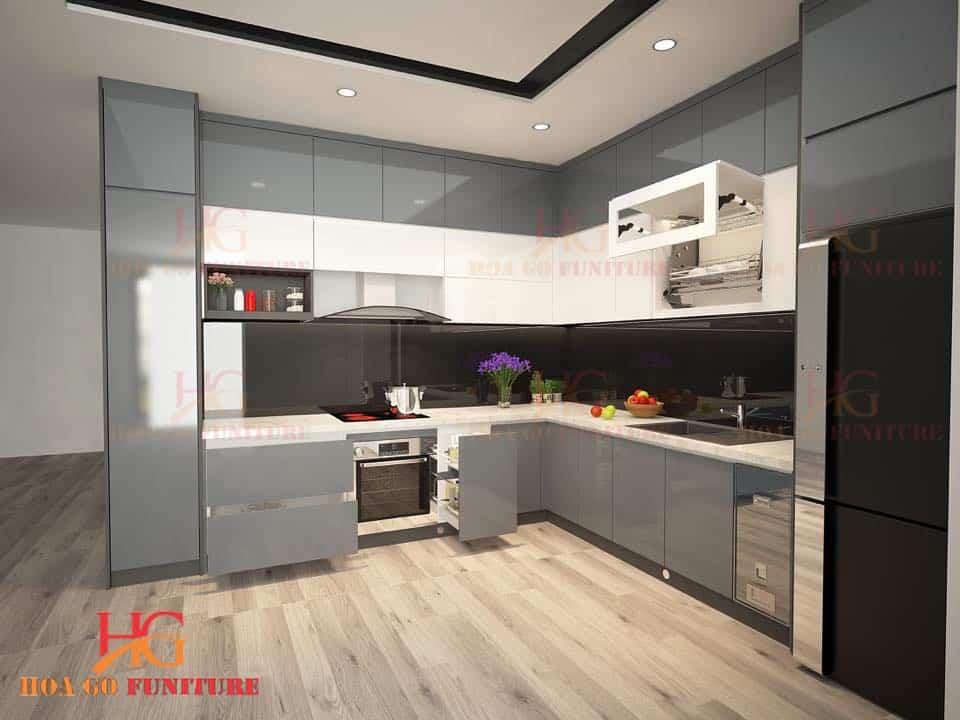 131 - Tủ bếp