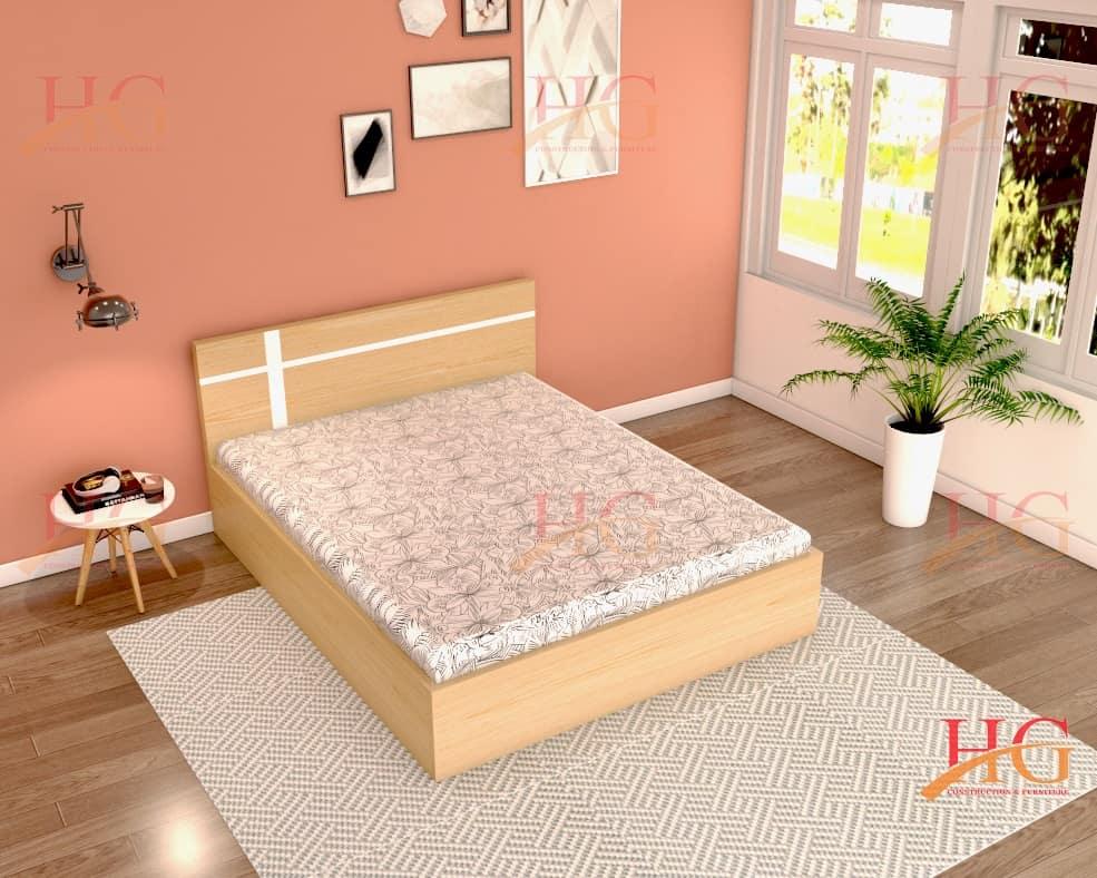 13a2050000001 - Giường ngủ