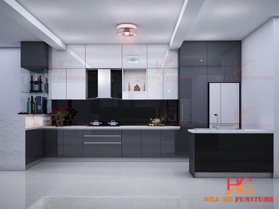 231 - Tủ bếp