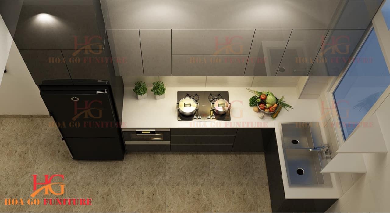 3811 - Tủ bếp