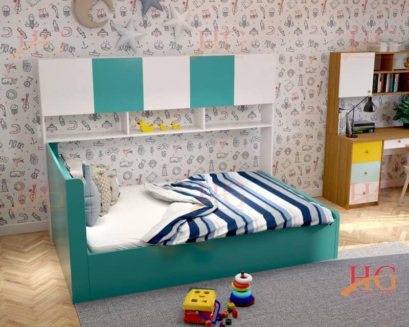 3a Denoiser1 - Giường tầng trẻ em