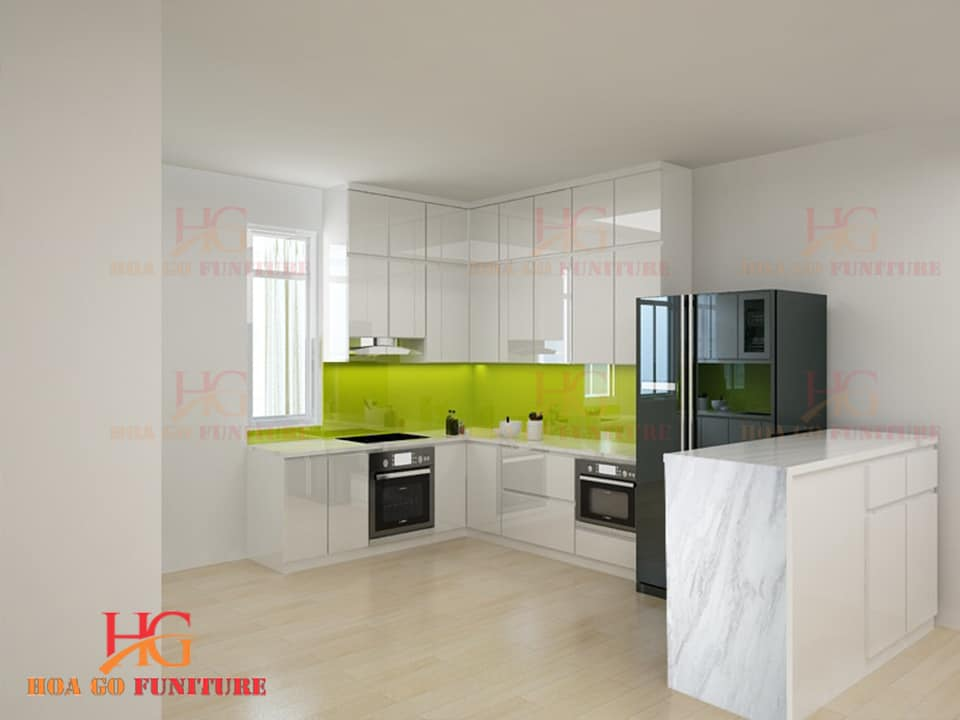 61 - Tủ bếp