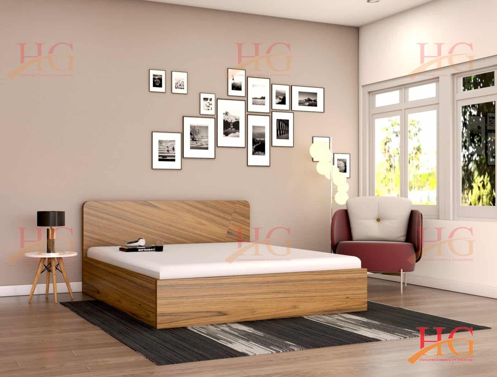 7b1 - Giường ngủ