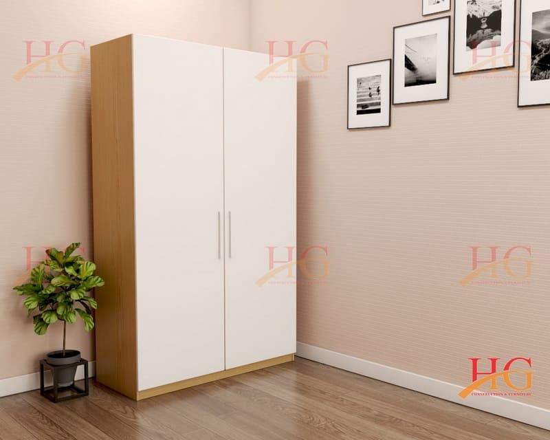 TA HG041 - Tủ áo Hoa Gỗ