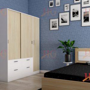 TA HG111 300x300 - Tủ áo Hoa Gỗ