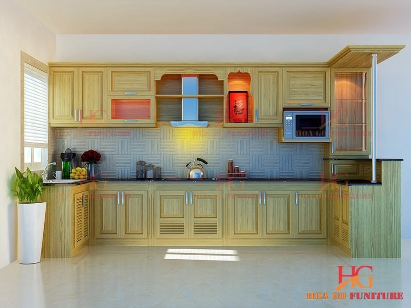 TN - Tủ bếp