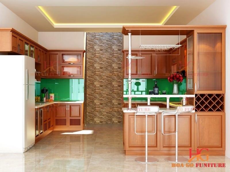 TN13 - Tủ bếp