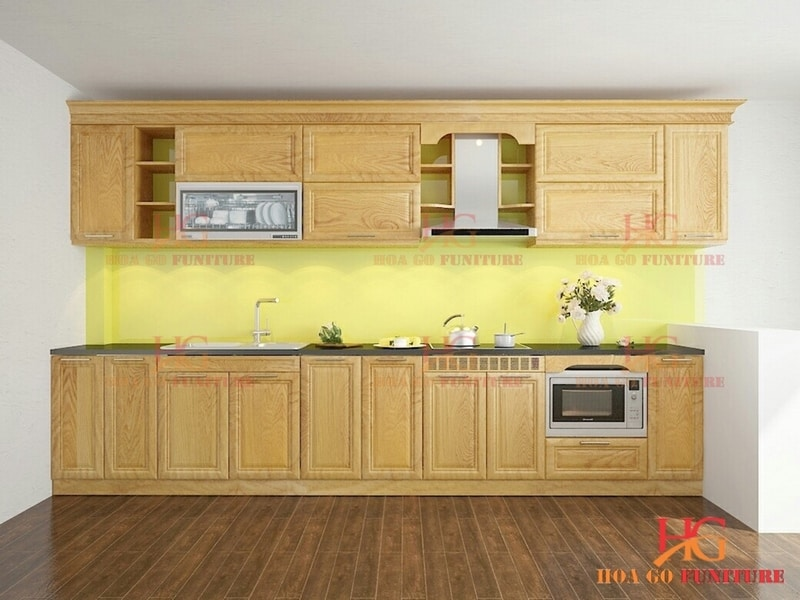 TN2 - Tủ bếp