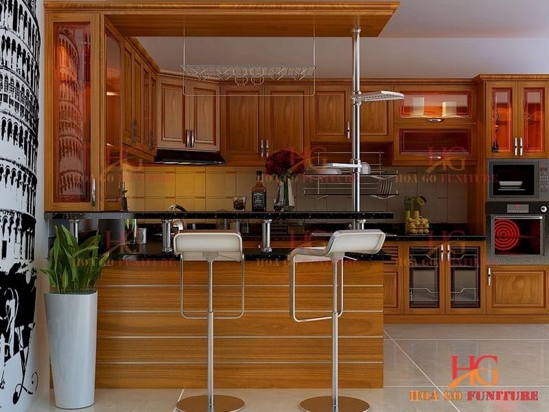 TN25 - Tủ bếp