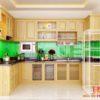TN3d 100x100 - Tủ bếp