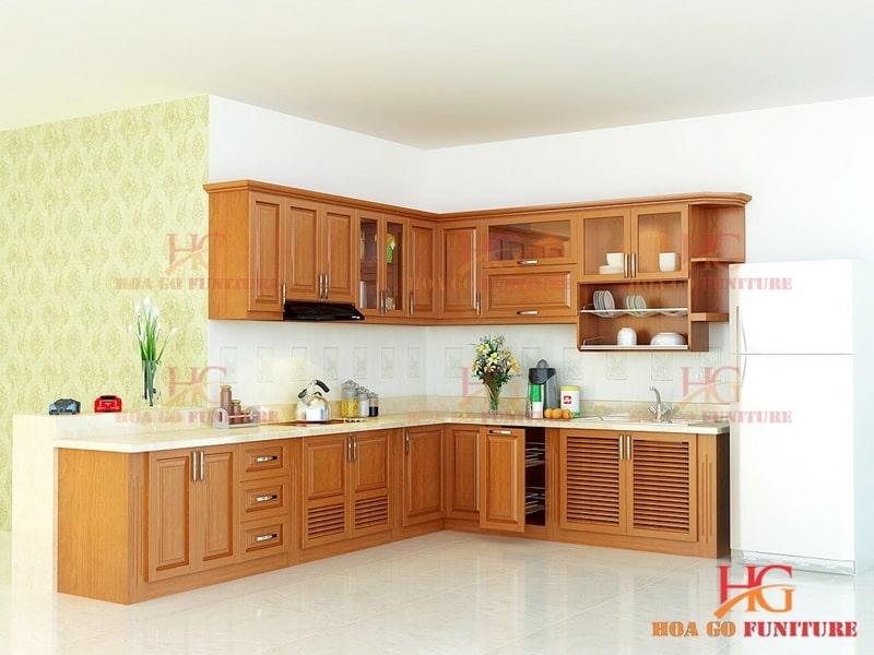 TNn - Tủ bếp