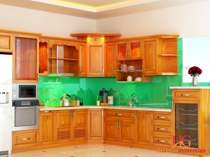 Tn11m - Tủ bếp