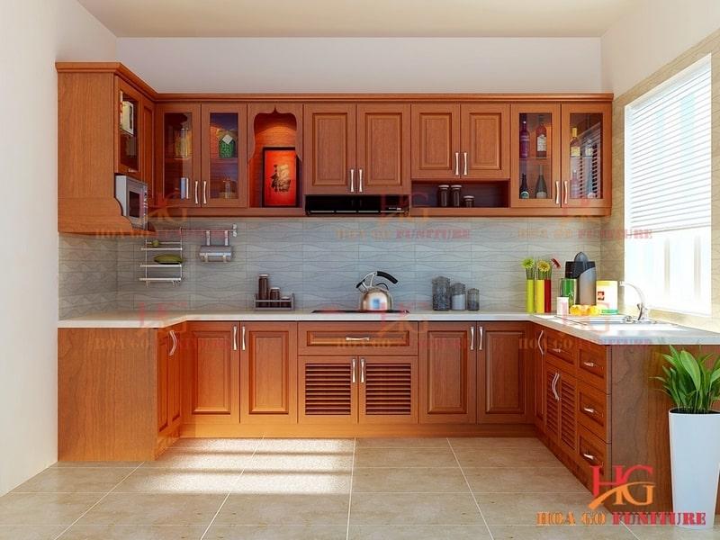 Tn12b - Tủ bếp