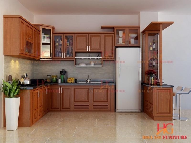 Tn21 - Tủ bếp