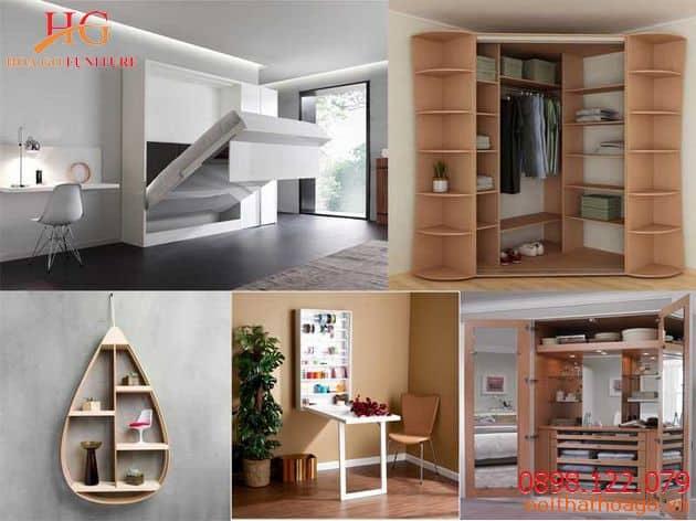 Sản phẩm nội thất thông minh càng được ưa chuộng vì nhiều tiện ích