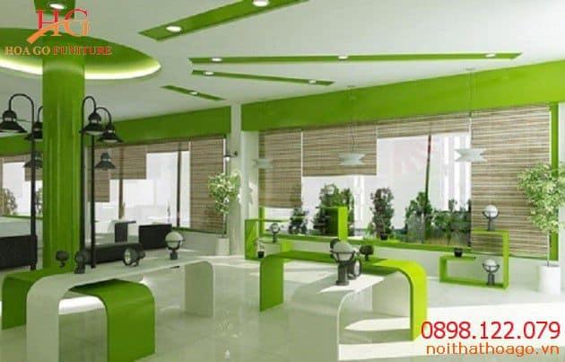 Thiết kế, thi công showroom nội thất giá rẻ cần lưu ý gì?