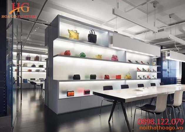 Thi công showroom nội thất TPHCM trọn gói, chuyên nghiệp, giá rẻ