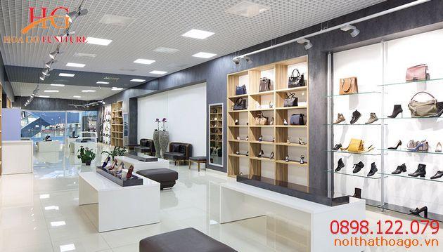 Showroom bán hàng đẹp giúp hấp dẫn và giữ chân khách lâu dài