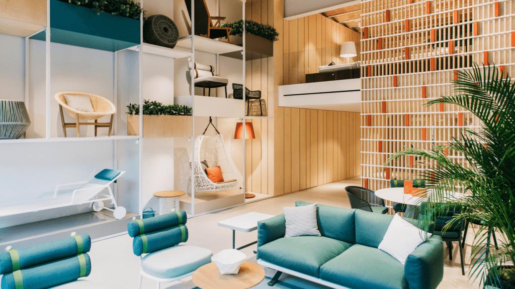 """Showroom nội thất giá rẻ đẹp là """"bài toán"""" khó với nhiều doanh nghiệp kinh doanh nội thất"""