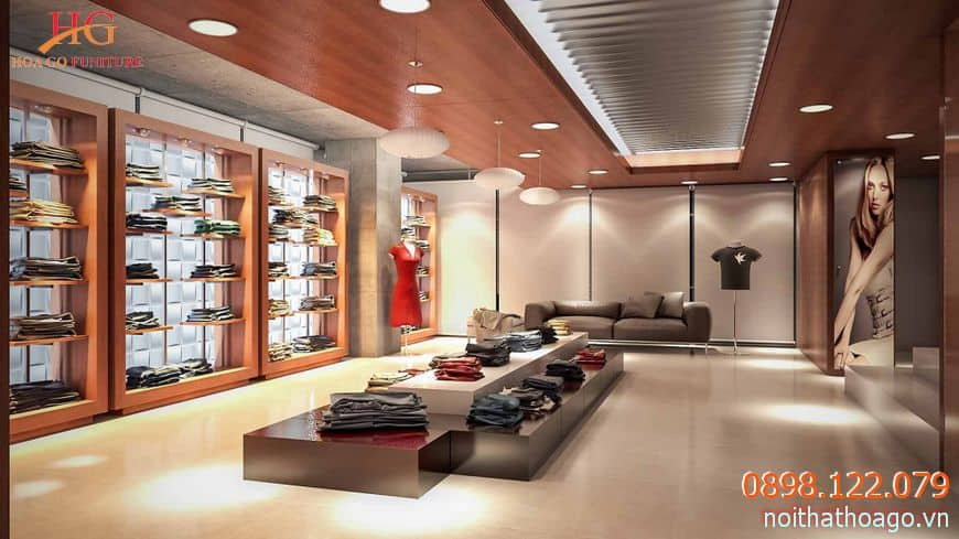 """Showroom chính là """"bộ mặt"""" của công ty, là nơi để giới thiệu đến tối tác, khách hàng những sản phẩm công ty đang cung cấp"""