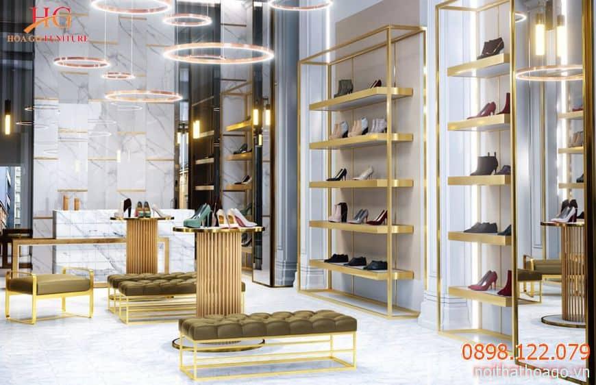 Những showroom có không gian bày trí bắt mắt thường thu hút khách hàng cao hơn