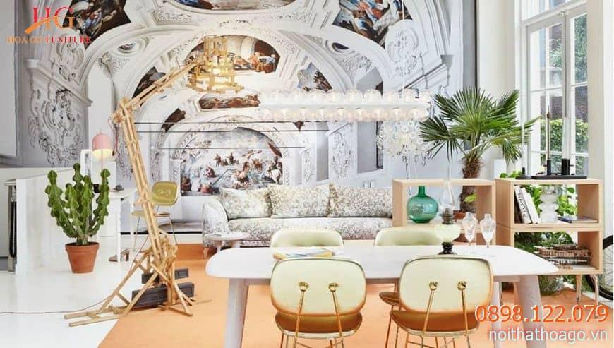 Thiết kế nội thất showroom cần đến sự tư vấn của các đơn vị chuyên nghiệp