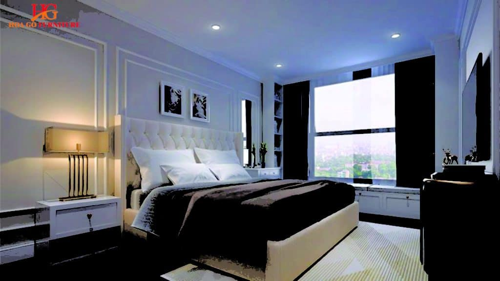 Lên danh sách các việc cần làm khi thiết kế nội thất phòng ngủ