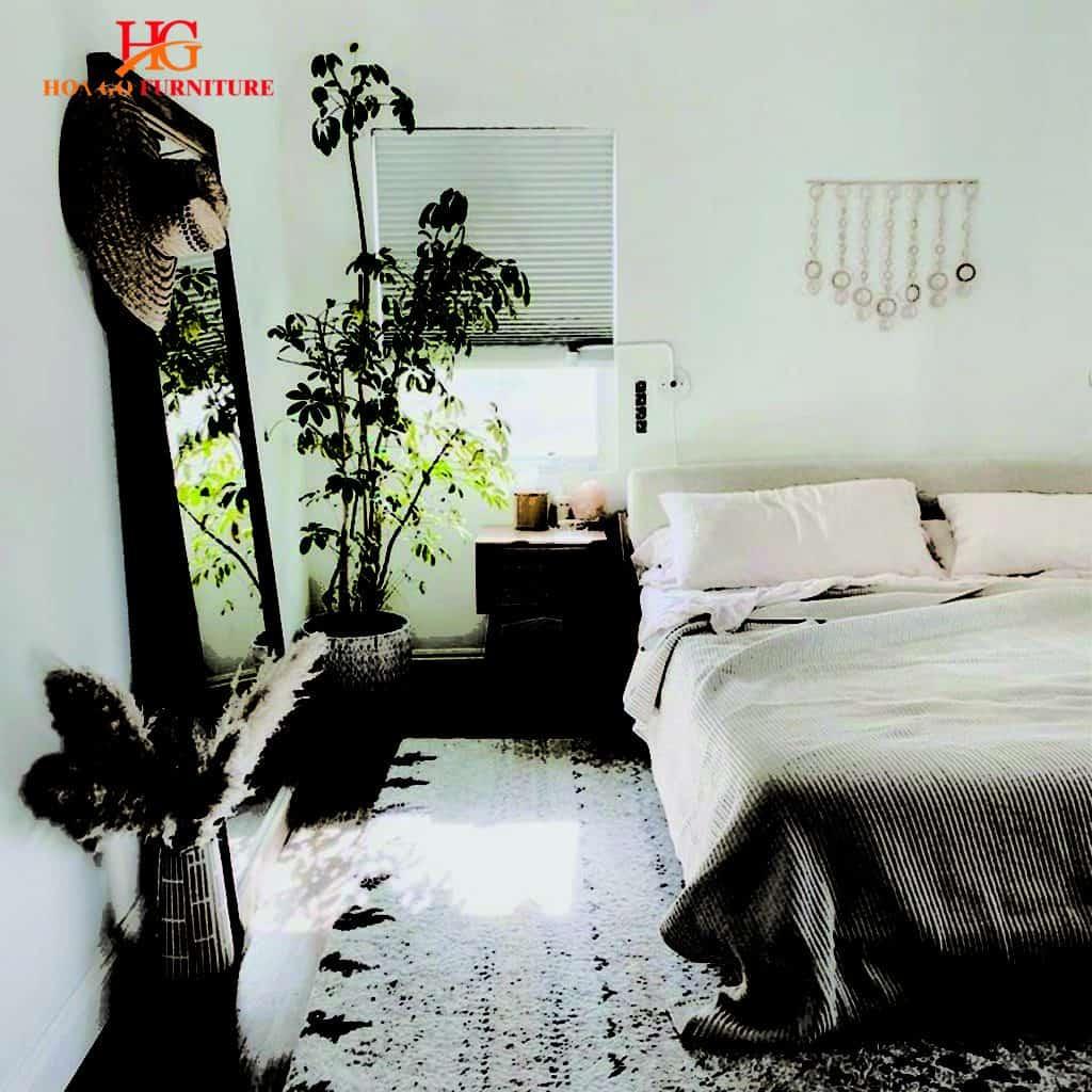 nội thất phòng ngủ phong cách vintage 6