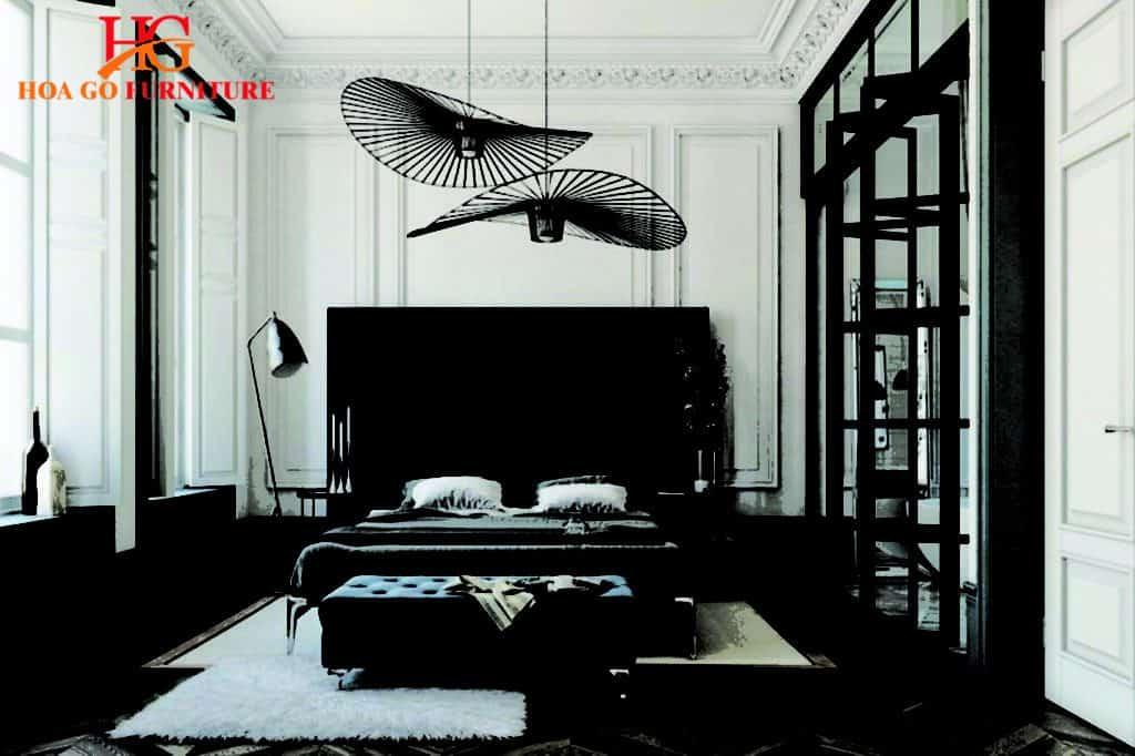 nội thất phòng ngủ phong cách cổ điển TPHCM 9
