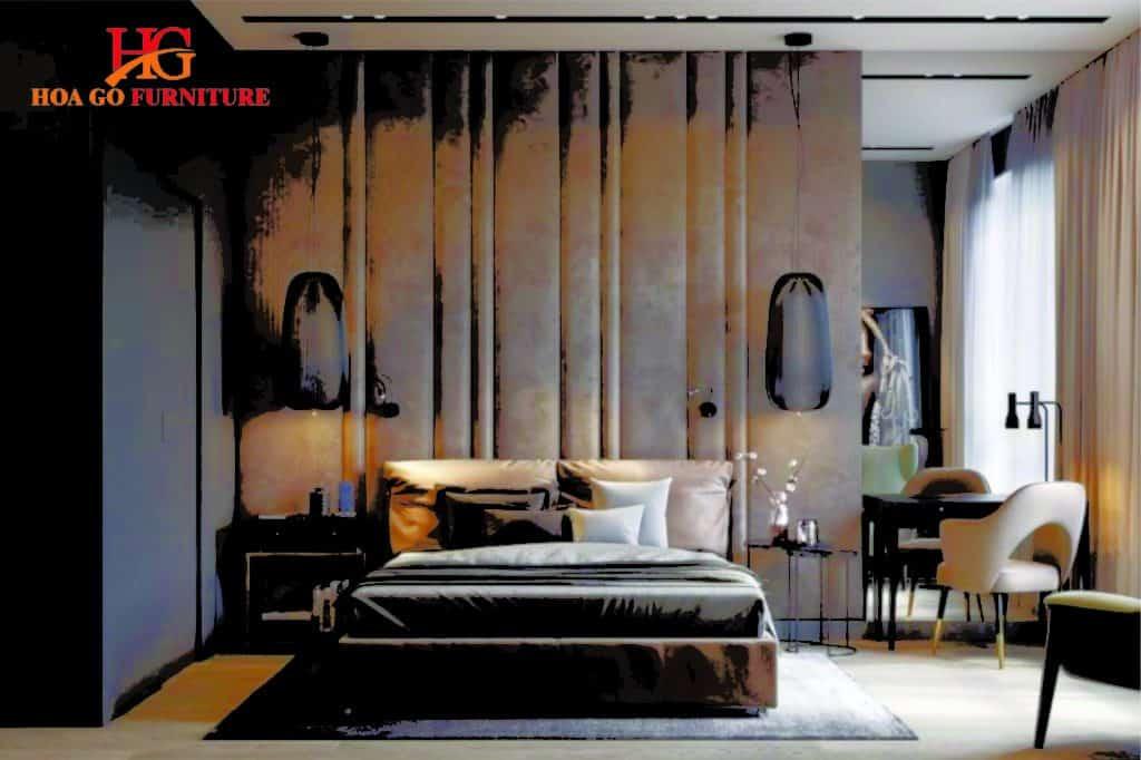 nội thất phòng ngủ phong cách cổ điển TPHCM 5