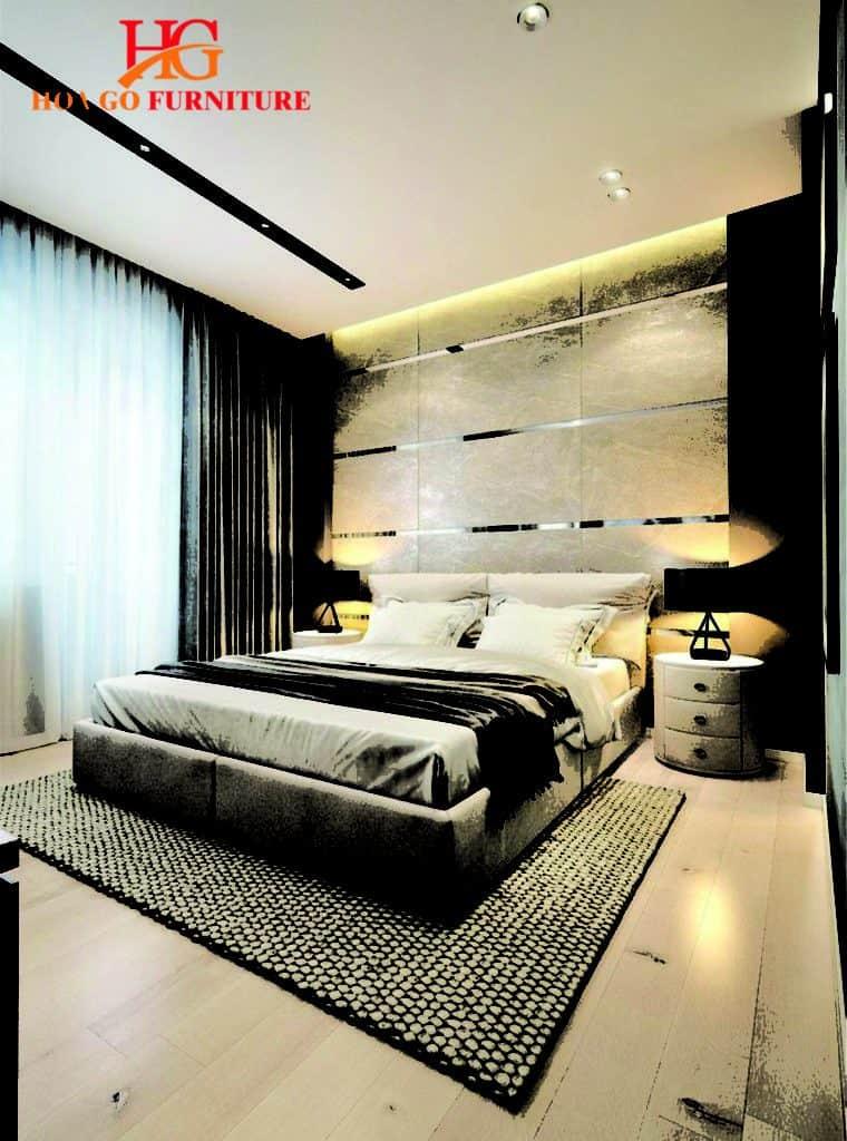 nội thất phòng ngủ phong cách cổ điển TPHCM 8