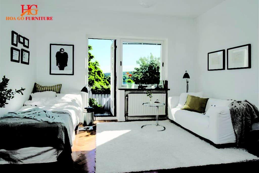 phòng ngủ phong cách hiện đại TPHCM 10