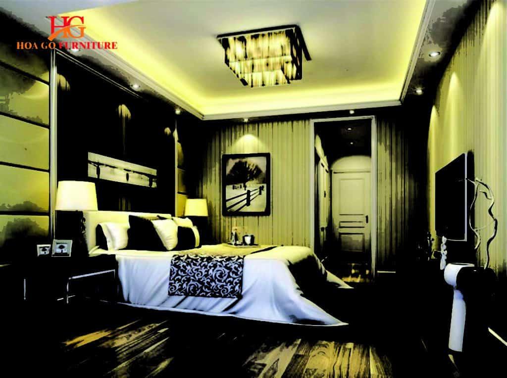 phòng ngủ phong cách hiện đại TPHCM 11