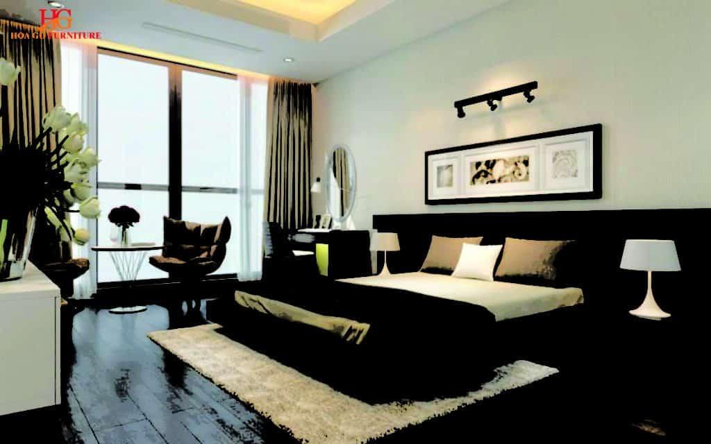 phòng ngủ phong cách hiện đại TPHCM 12