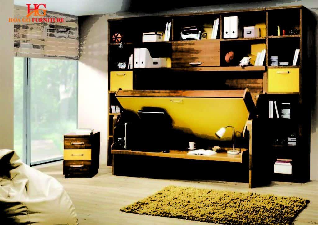 phòng ngủ phong cách hiện đại TPHCM 14