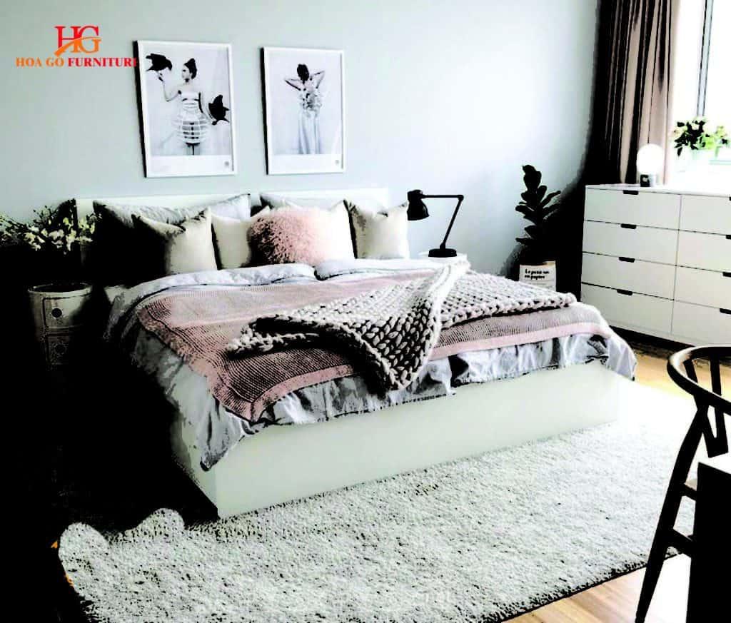 phòng ngủ phong cách hiện đại TPHCM 17