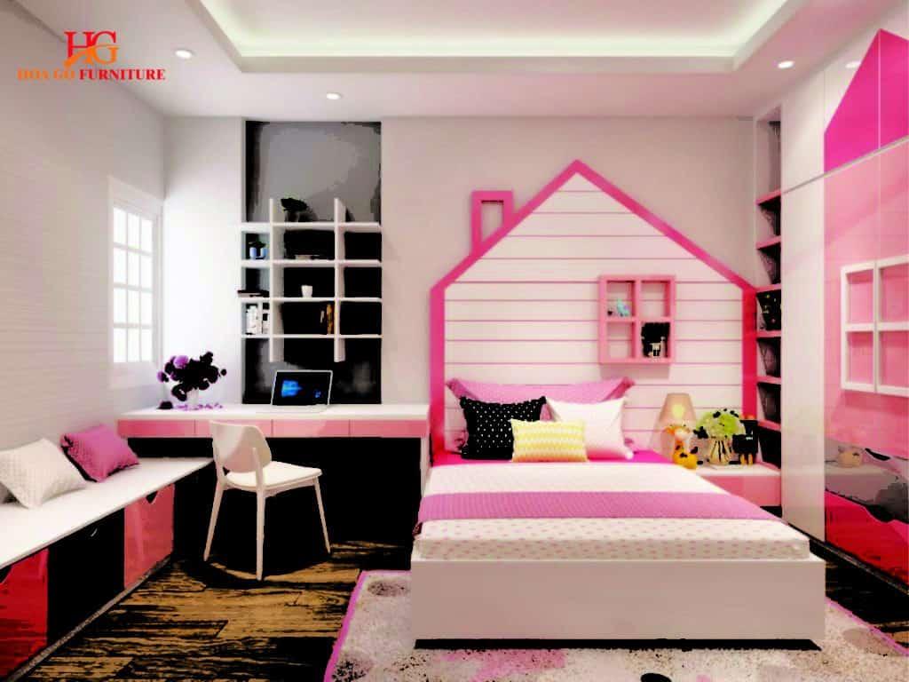 phòng ngủ phong cách hiện đại TPHCM 18