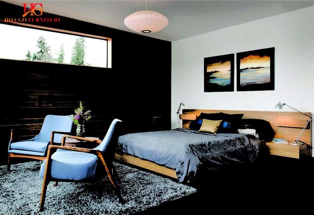 phòng ngủ phong cách hiện đại TPHCM 19