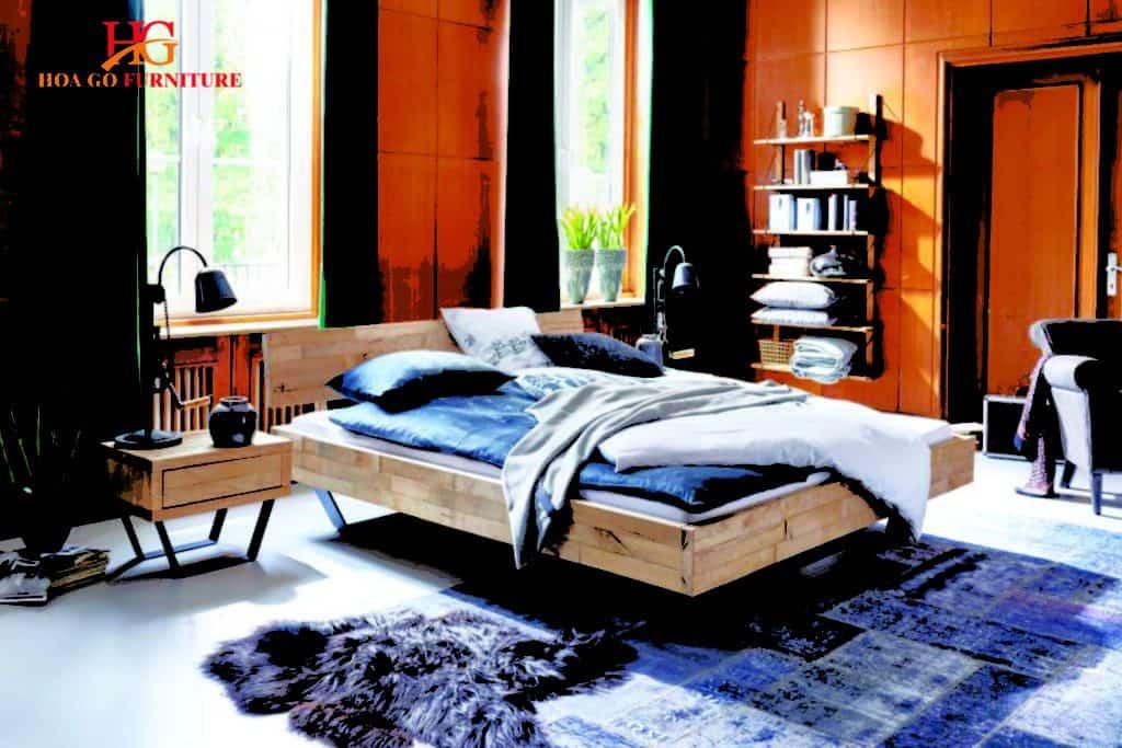 phòng ngủ phong cách hiện đại TPHCM 20